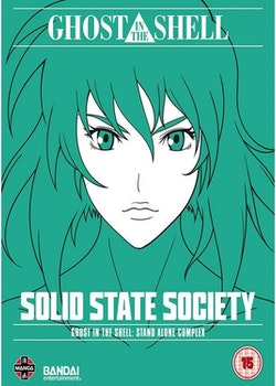 Ghost in the Shell: SAC Solid State Society Blu-Ray