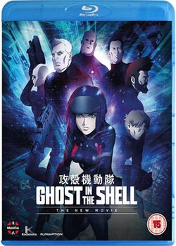 Ghost in the Shell: The New Movie Blu-Ray
