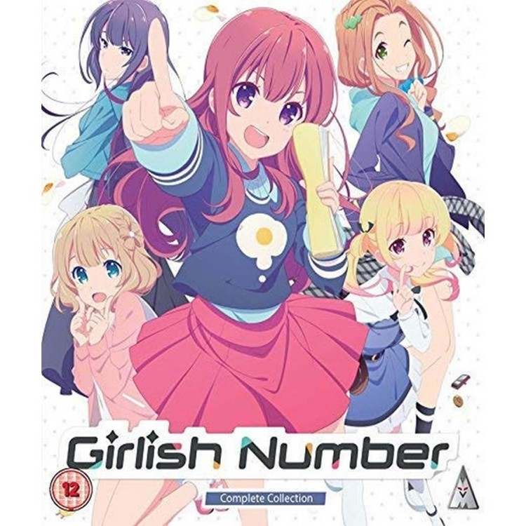 Girlish Number Collection Blu-Ray