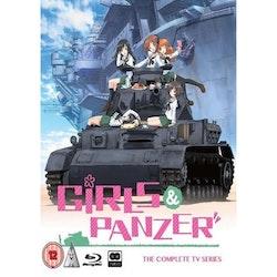 Girls und Panzer TV Collection Blu-Ray