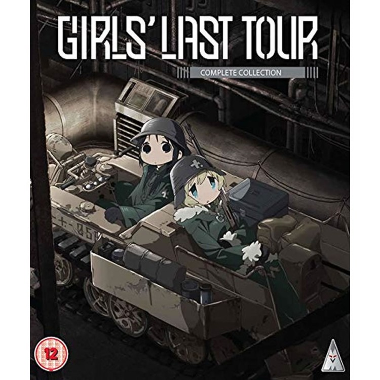 Girls' Last Tour Collection Blu-Ray