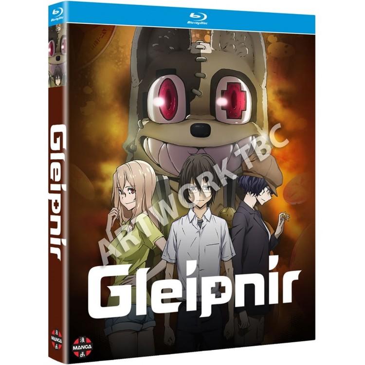 Gleipnir - The Complete Season Blu-Ray