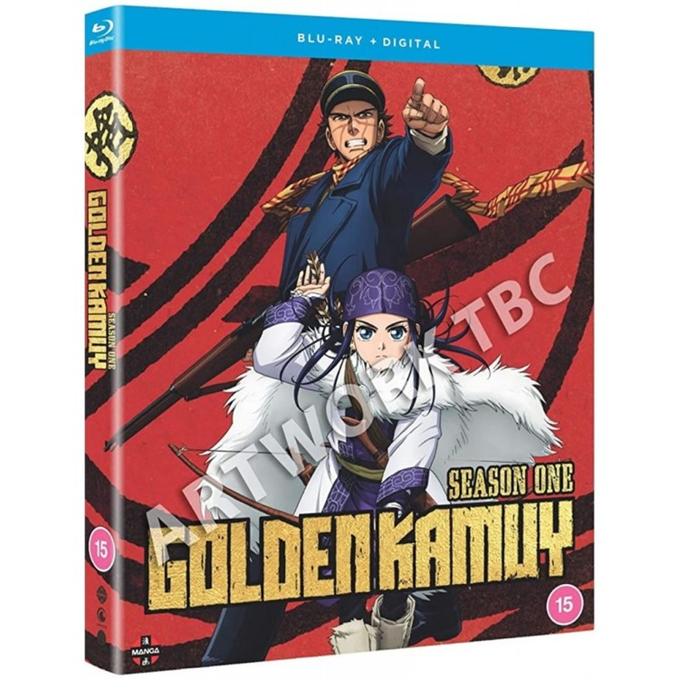 Golden Kamuy - Season 1 Blu-Ray