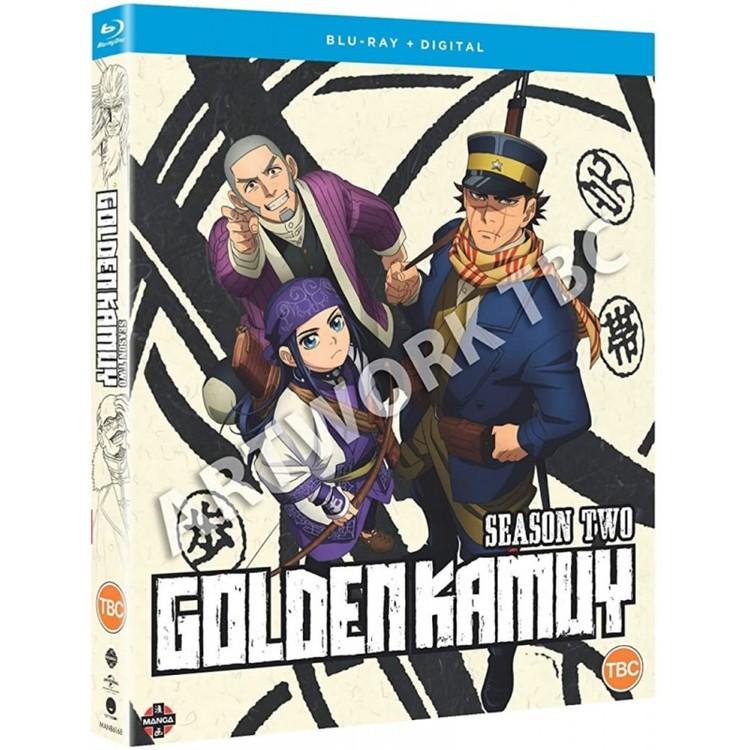 Golden Kamuy - Season 2 Blu-Ray