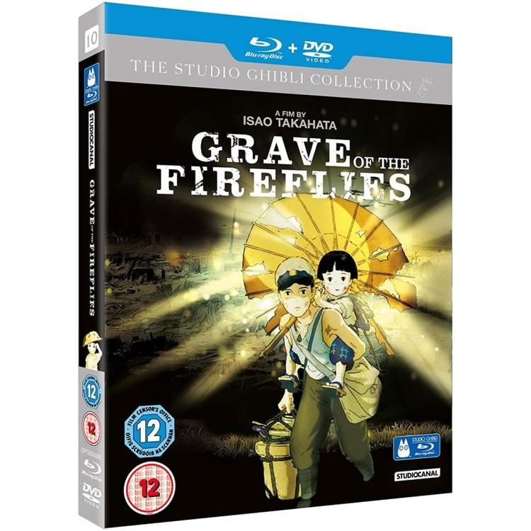 Grave of the Fireflies - Combi Blu-Ray/DVD