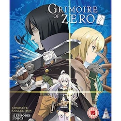 Grimoire of Zero Collection Blu-Ray