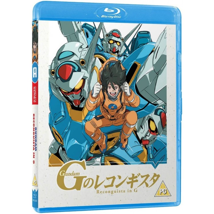 Gundam - Reconguista in G Collection Blu-Ray