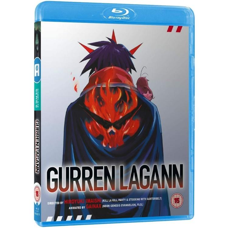 Gurren Lagann TV Collection Blu-Ray