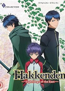 Hakkenden: Eight Dogs of the East - Season 1 Collection Blu-Ray