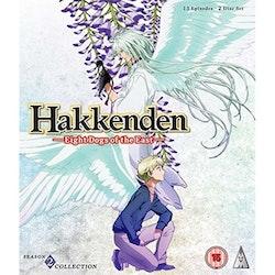 Hakkenden: Eight Dogs of the East - Season 2 Collection Blu-Ray