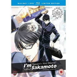 Haven't You Heard? I'm Sakamoto Season 1 - Collector's Edition Combi Blu-Ray/DVD