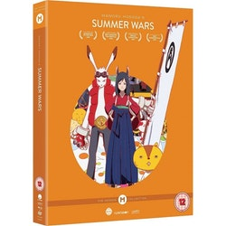 Hosoda Collection: Summer Wars - Collector's Edition Blu-Ray