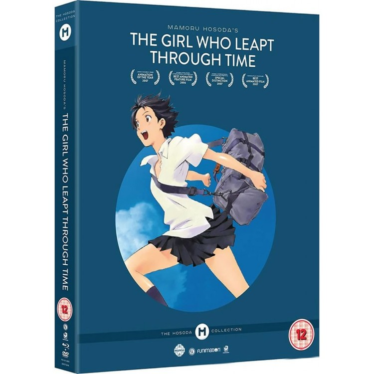 Hosoda Collection: The Girl Who Leapt Through Time - Collector's Edition Blu-Ray