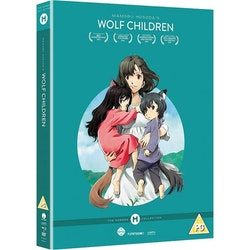 Hosoda Collection: Wolf Children - Collector's Edition Blu-Ray