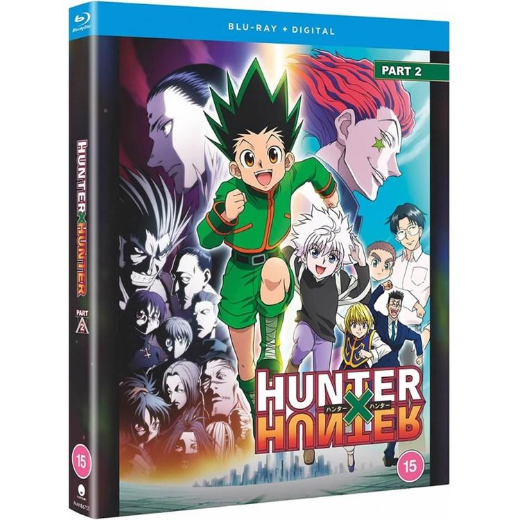 Hunter X Hunter - Set 2 Blu-Ray