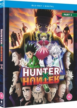 Hunter X Hunter - Set 3 Blu-Ray