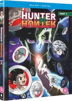 Hunter X Hunter - Set 4 Blu-Ray
