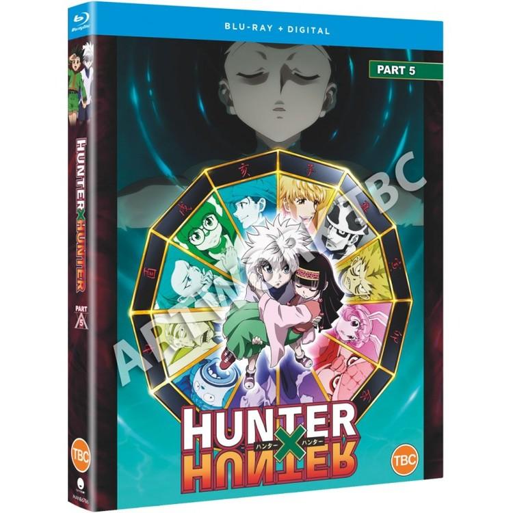 Hunter X Hunter - Set 5 Blu-Ray