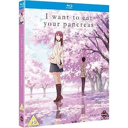 I Want to Eat Your Pancreas Blu-Ray