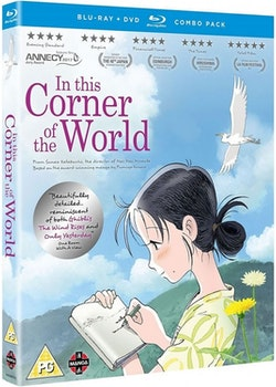 In This Corner of the World Combi Blu-Ray/DVD