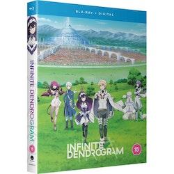 Infinite Dendrogram Complete Series Blu-Ray