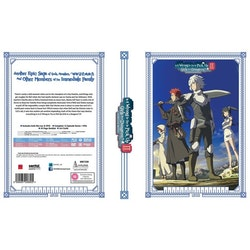 Is It Wrong To Try To Pick Up Girls In A Dungeon?! - Season 2 Collector's Edition Combi Blu-Ray/DVD