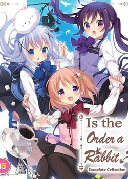 Is the Order a Rabbit? - Season 1 Blu-Ray