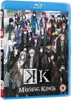 K - Missing Kings Blu-Ray