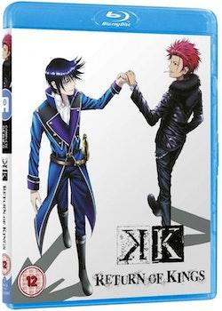 K - Return of Kings Blu-Ray
