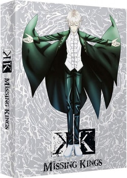 K - Missing Kings Collector's Combi Blu-Ray/DVD