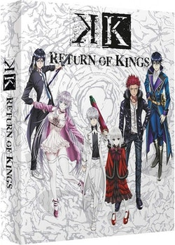 K - Return of Kings Collection - Collector's Edition Blu-Ray