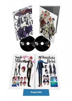 K: Seven Stories - Collector's Edition Blu-Ray