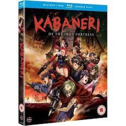 Kabaneri of the Iron Fortress: Season One Combi Blu-Ray/DVD