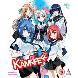 Kampfer Series & OVA Collection Blu-Ray