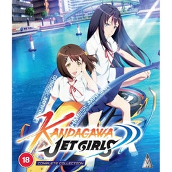 Kandagawa Jet Girls Collection Blu-Ray