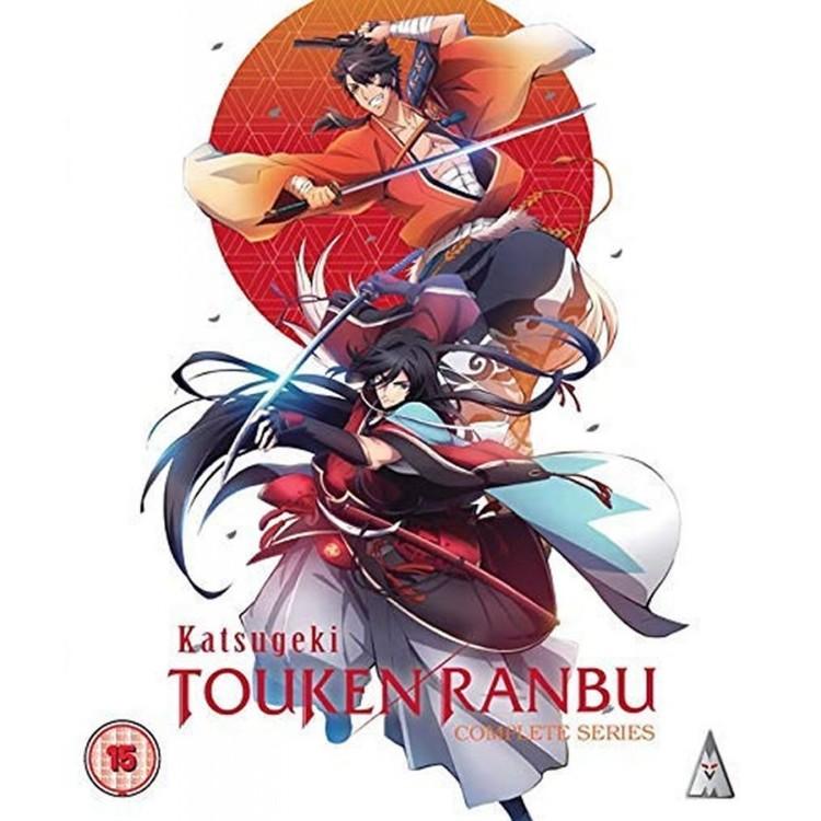 Katsugeki TOUKEN RANBU Collection Blu-Ray