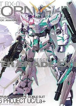 MGEX Gundam Unicorn ver. Ka 1/100 Plastic Model (Bandai)