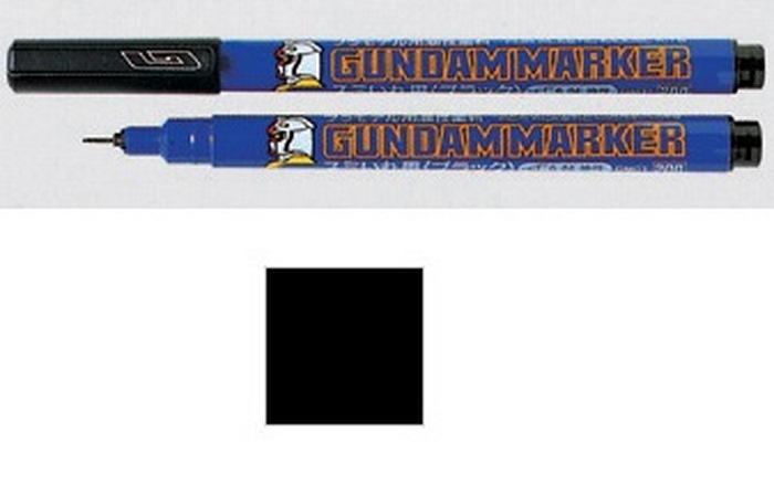 Gundam Marker GM-01 - Black