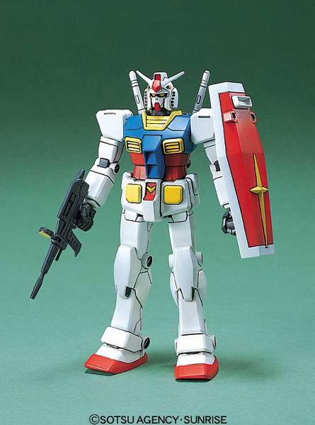 FG Gundam RX-78-2 1/144 Model Kit