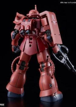 HG ZAKU II MS-06S RED COMET VER 1/144