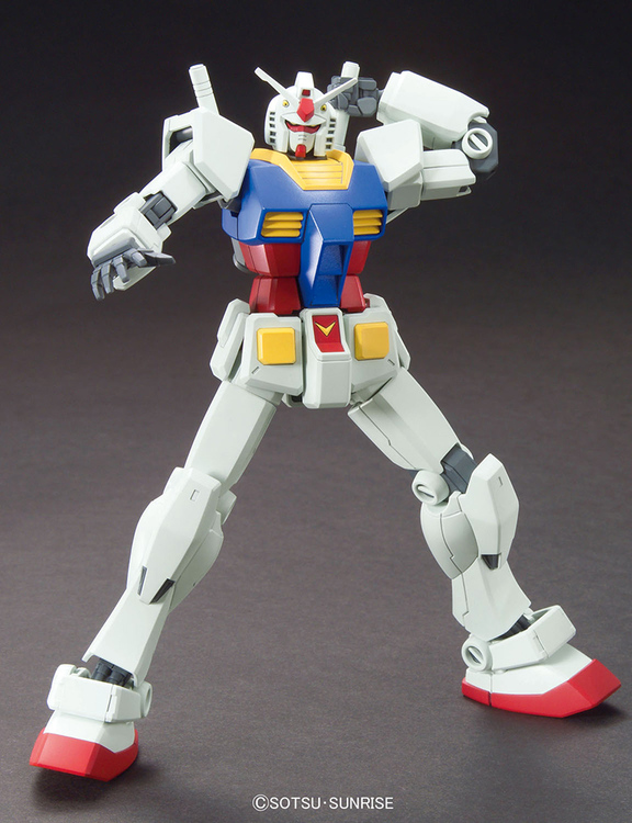 HGUC Gundam RX-78-2 Revive 1/144 (Bandai)