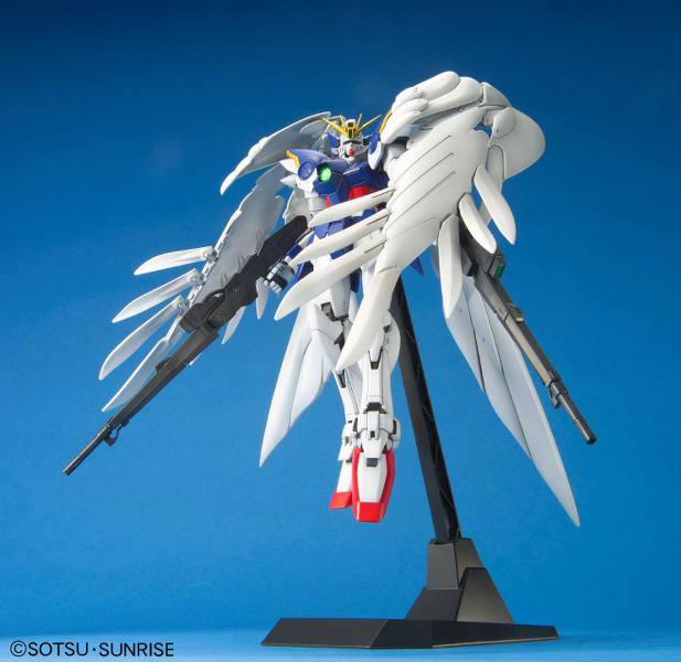 MG Gundam Wing Zero Endless Waltz ver. 1/100 (Bandai)