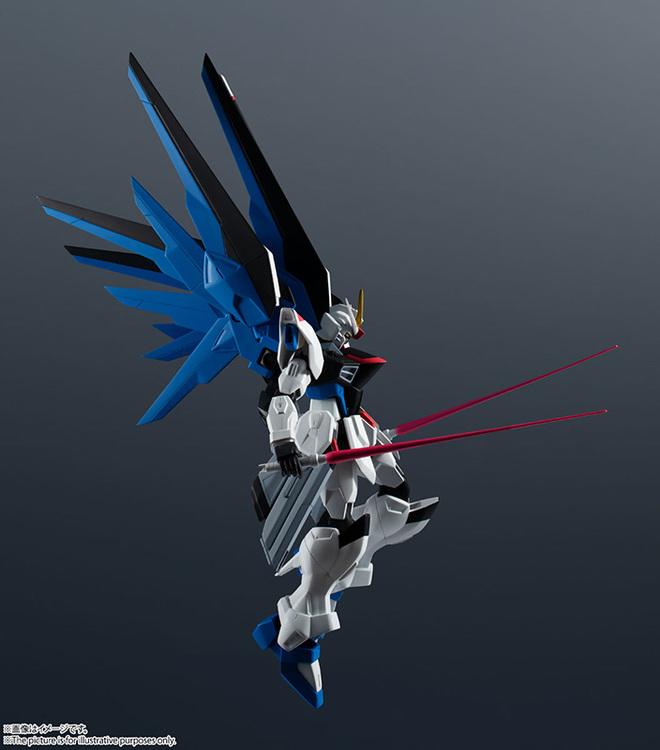 Gundam Universe Action Figure ZGMF-X10A Freedom Gundam