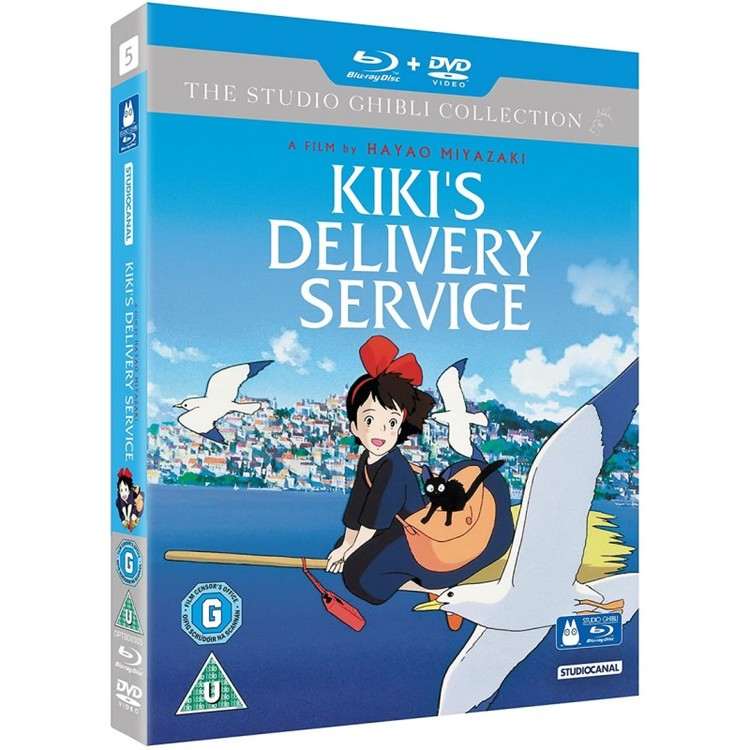 Kiki's Delivery Service - Combi Blu-Ray/DVD