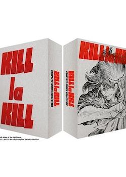 Kill la Kill Collection Blu-Ray