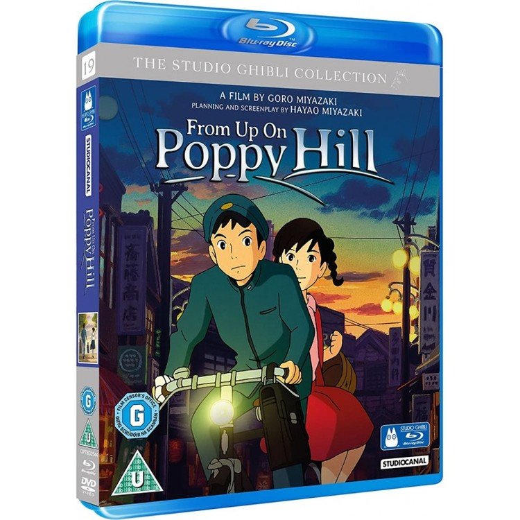 From Up On Poppy Hill - Combi Blu-Ray/DVD