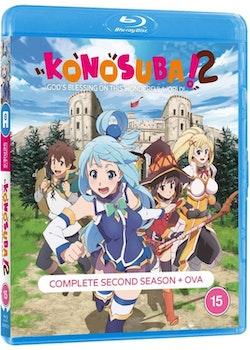 KonoSuba – God's Blessing On This Wonderful World! - Season 2 Standard Edition Blu-Ray