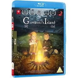 Giovanni's Island Blu-Ray