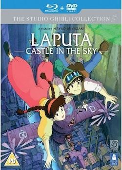 Laputa - Castle In The Sky - Combi Blu-Ray/DVD