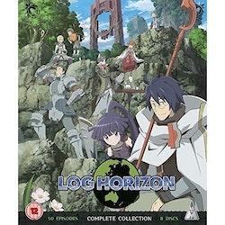 Log Horizon Season's 1 & 2 - Collector's Edition Blu-Ray